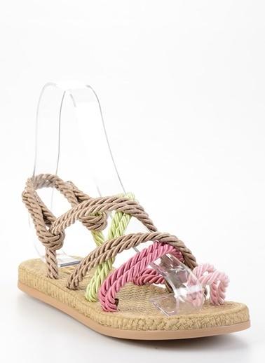 Bambi Sandalet Pudra